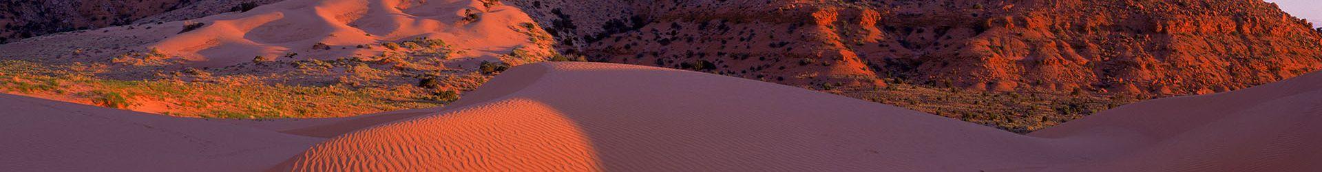 Dunes in Arizona